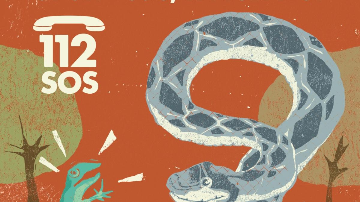 Desde el Ayuntamiento de Sant Josep impulsamos la erradicación de las serpientes